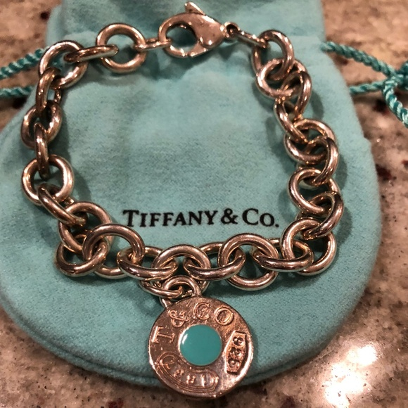 ec4409441 Tiffany & Co. Jewelry | Tiffany Co Medium Round Link Bracelet | Poshmark